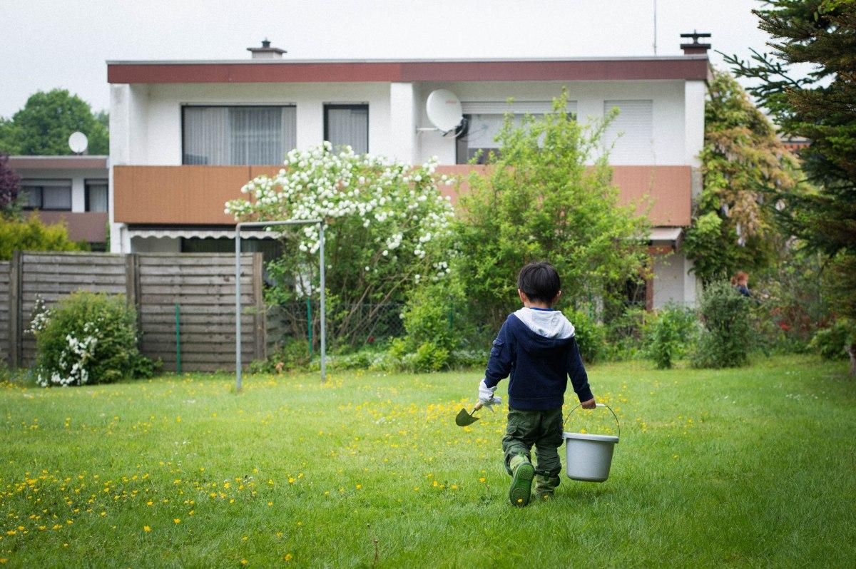 Garten arbeiten yoonsun yang for Garten arbeiten